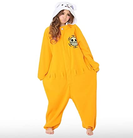 One Piece Bepo Kigurumi - Adult Fancy Dress Costume