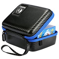 Why choose Our carrying case for Pokemon trading cards? keep your Pokemon trading cards organized, dust-free and protected ! · Features> travel and storage  store it, when you're not. Keep your Pokemon trading cards organized, dust-free an...