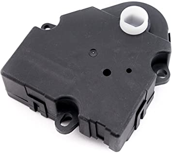 604-112 Cadillac Fits 2003-2014 Chevrolet Air Door Actuator 89018374 GMC HVAC Blend Control Actuator Replaces# 15-73952 Hummer Models 52495593 Chevy Air Heater Blend Door