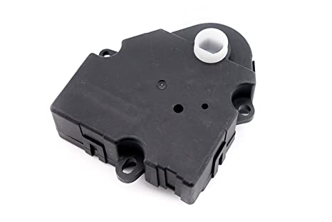 Air Door Actuator - Replaces 89018365, 604-106, 52402588 - Fits 1994-2012  Chevrolet, Chevy, GMC - Silverado 1500 and 2500, Tahoe, Sierra - HVAC Blend