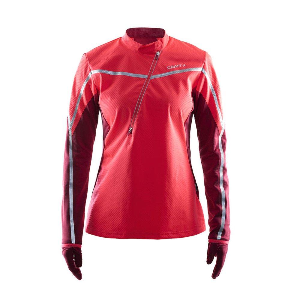 Craft Women's Weather Windproof Running Jersey Shirt
