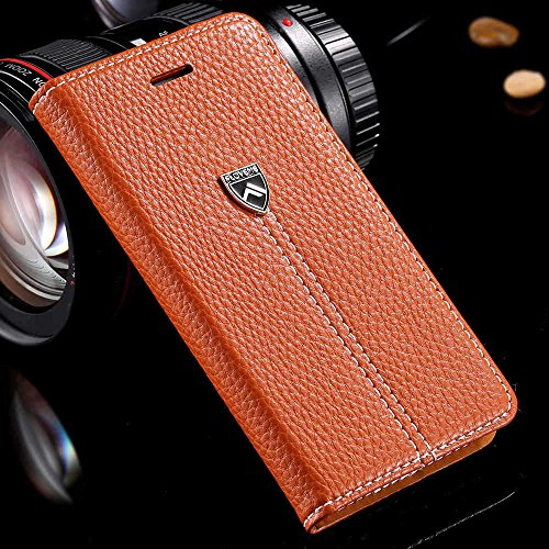 1 piece FLOVEME Phone Cases For iPhone 6 6s Case For iPhone 7 8 Plus X Case Luxury Leather Wallet Stand Card Holder Phone Cover Holster