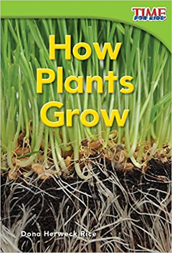 Amazon.Com: How Plants Grow (Time For Kids® Nonfiction Readers