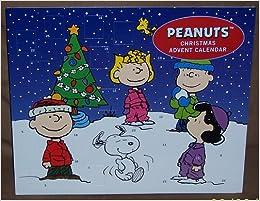 Peanuts Christmas Advent Calendar: No Author Stated ...