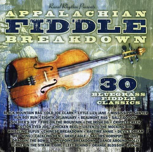 (Appalachian Fiddle Breakdown:30 Bluegrass Fiddle Classics)