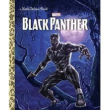 Black Panther Little Golden Book (Marvel: Black Panther)