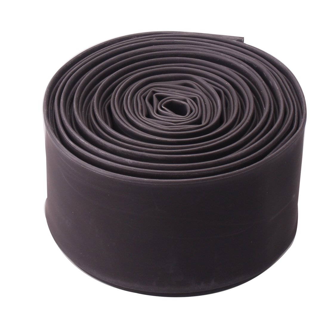 6M // 20Ft, Dia.10mm Heat Shrink Tube Wire Wrap Electrical Cable Ratio 2:1 Heat Shrinkable Shrinking Sleeving Black
