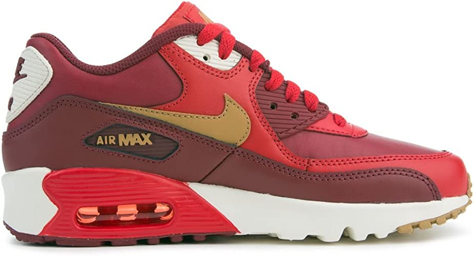 nike boys air max 90 leather