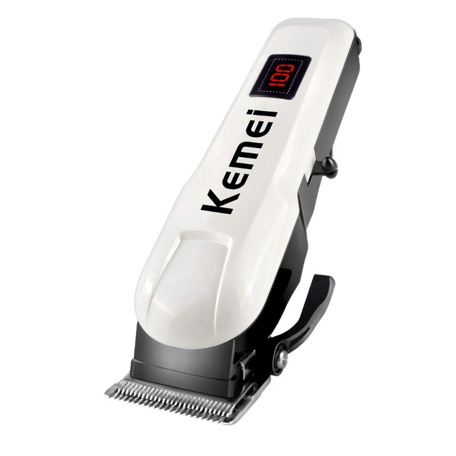 Dealsure Kemei KM 809A Professional Design Perfect Shaver and Haircut Rechargeable Beard and Moustache Hair Clipper and Trimmer