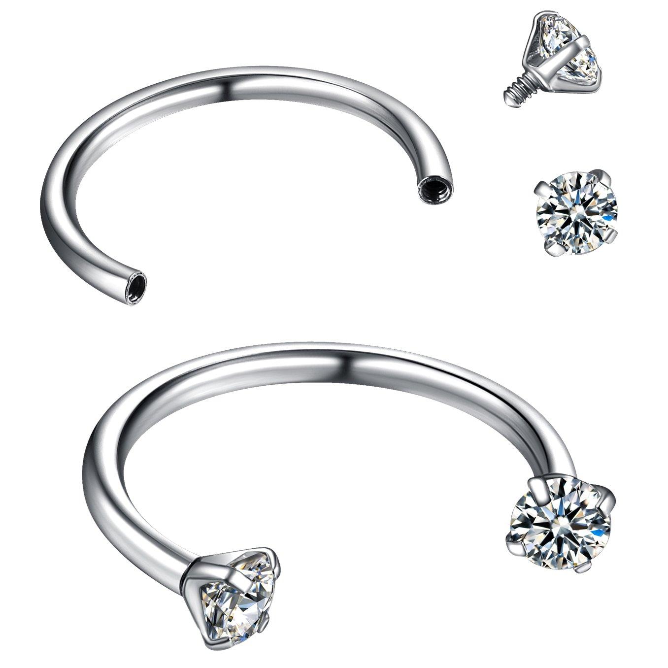 Snake Eyes Piercing Jewelry Amazon