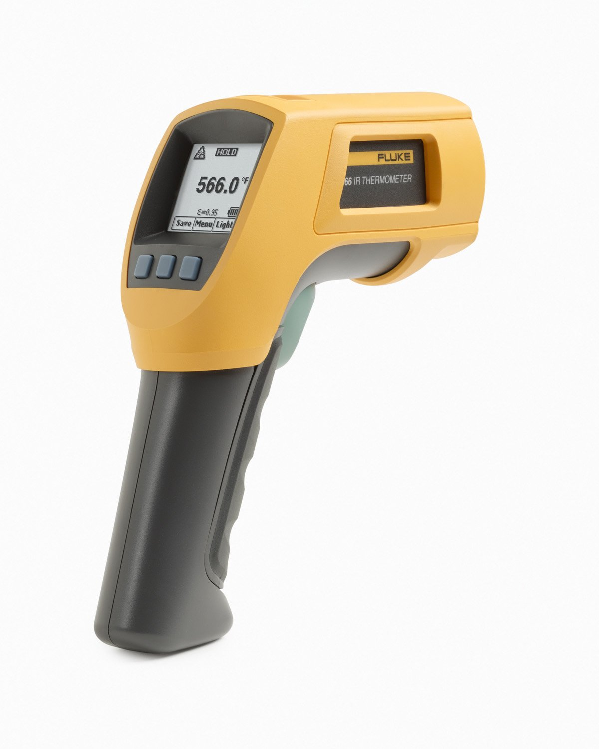 Fluke 566  Dual Infrared Thermometer, -40 to +1202 Degree F Range, Contact/Non Contact by Fluke (Image #7)