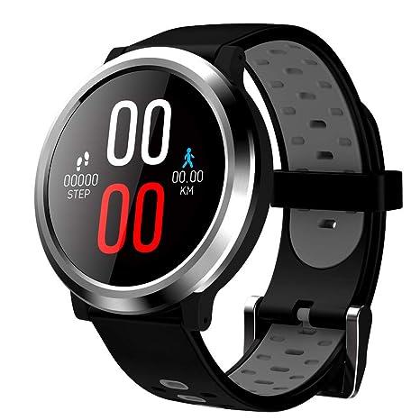 ZLOPV Pulsera Smart Watch Smartwatch Pulsera para la presión ...