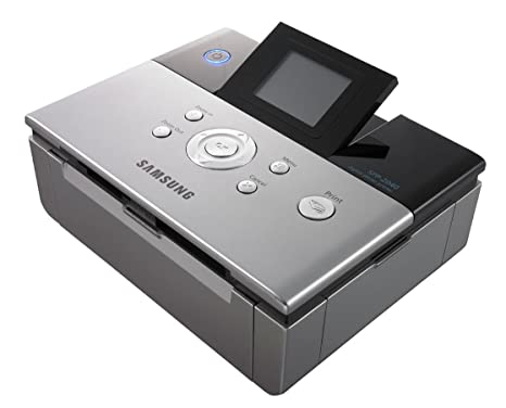 Samsung SPP-2040B Photo Printer with Bluetooth Adapter ...