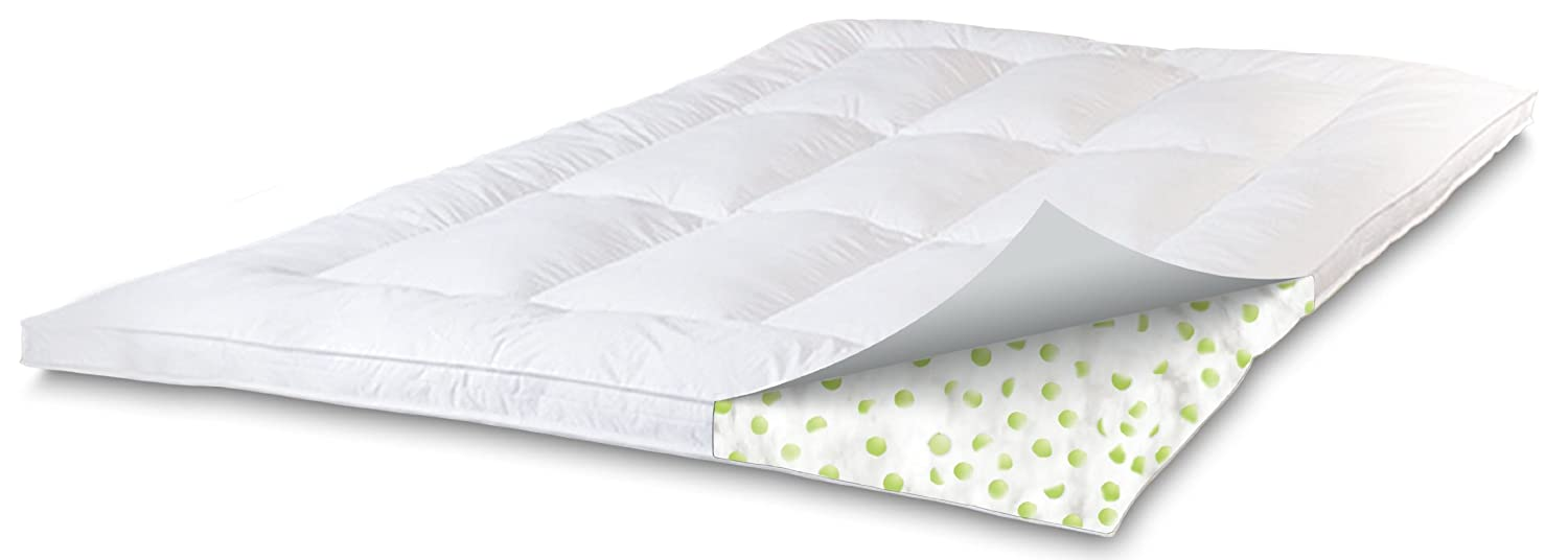 full size bed mattress topper Amazon.com: SensorPEDIC Memory Loft Classic 2.5 Inch Memory Foam  full size bed mattress topper