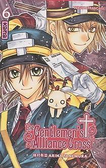 The Gentlemen's Alliance Cross, tome 6 par Tanemura