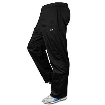 4ebadfe91e1f66 Nike Club TOTAL 90 Woven Pant Trainingshose Sporthose Hose Jogginghose  SCHWARZ