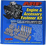 pontiac 400 aluminum water pump - ARP 5949501 Engine And Accessory 12-Point Fastener Kit, Polished Stainless Steel, For Select Pontiac 350-400-450 CID Applications