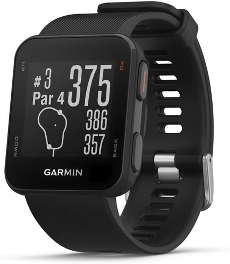 Approach S10, Golf GPS, Black, WW (Reacondicionado)