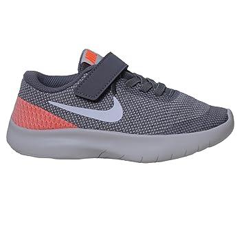 Nike Flex Experience RN 7 (PSV) Kinder Freizeitschuhe grau, Schuhgröße:28.5