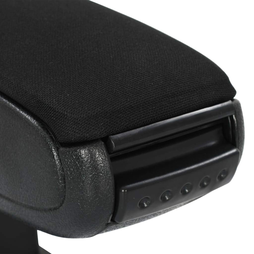 mewmewcat Adjustable Car Armrest with Integrated Console Compartment for Skoda Octavia Ⅱ 2007