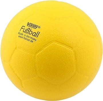 Volley ELE Balón de fútbol – 180 mm – 145 Gramos – Buen Rebote ...
