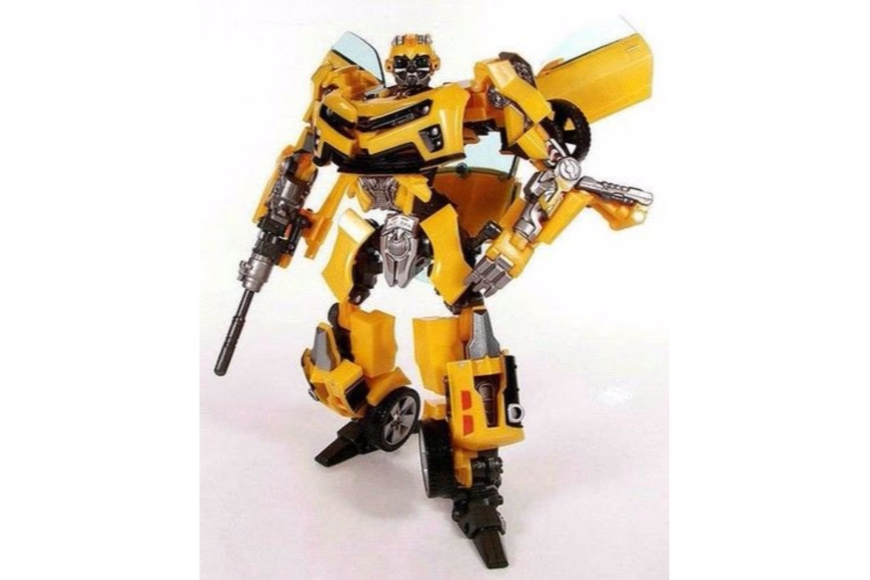 Hasbro ROTF Human Alliance Bumblebee Figure and Sam New with BoX