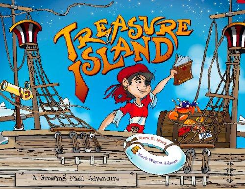 Read Online Treasure Island (Book 4) PDF