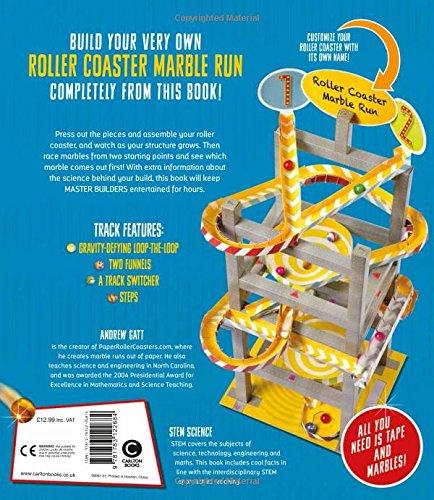Roller Coaster Marble Run Master Builder Andrew Gatt