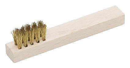 Gedore 648 - Cepillo de alambre para bujías