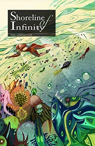 Shoreline of Infinity 4: Science Fiction Magazine
