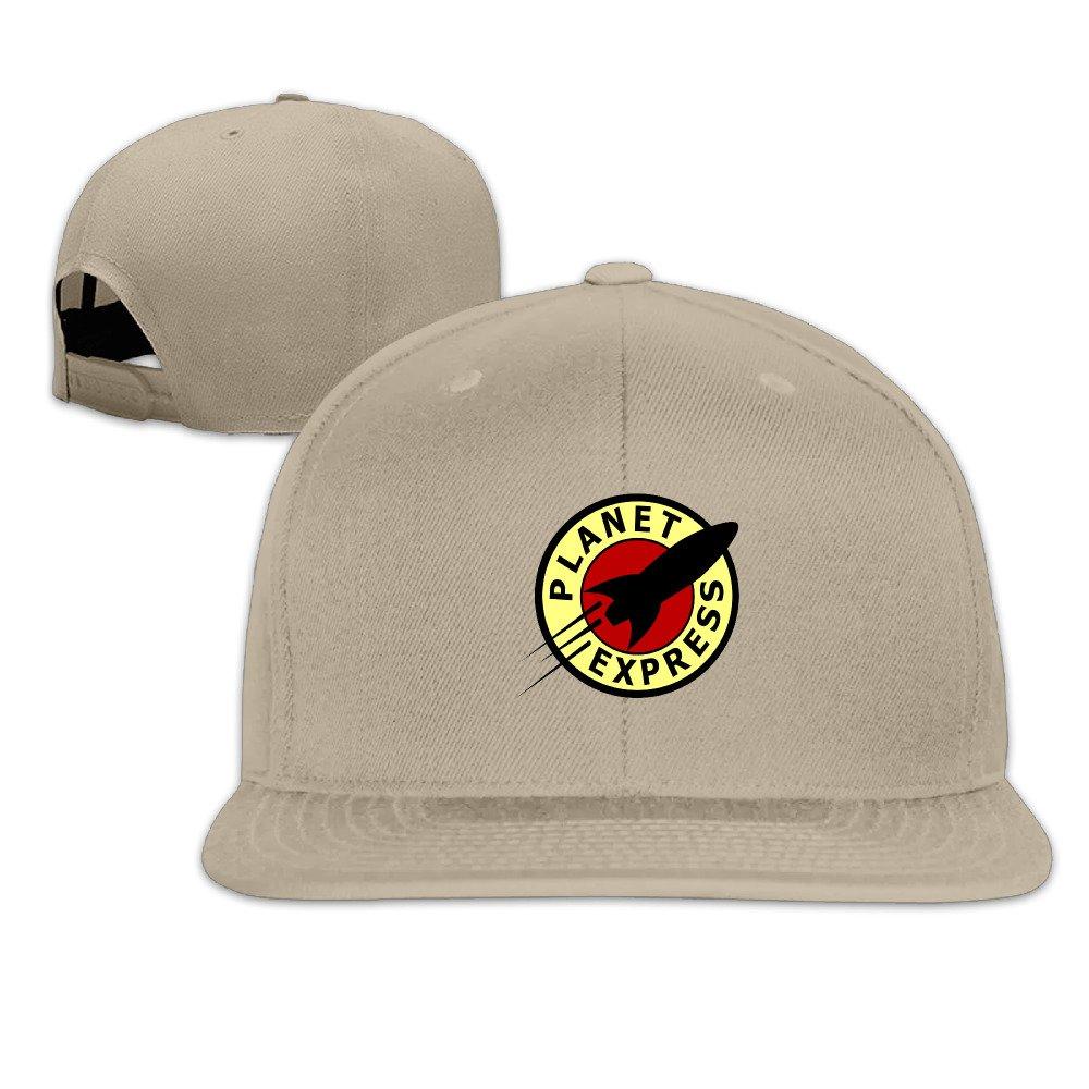 Hormy Caps Futurama Planet Express Logo Perfil bajo Gorras de ...