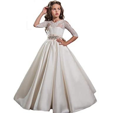 Long Communion Dresses