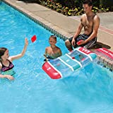 Water Sports Inflatable Splash Point Cornhole Target Swimming Pool Game - Use In or Out of the Pool