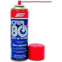 Descarbonizante Spray Car 80 300ml-SUN-CAR80