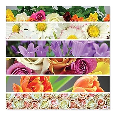 Melissa & Doug 500-Piece Flower Ribbons Jigsaw Puzzle: Melissa & Doug: Toys & Games