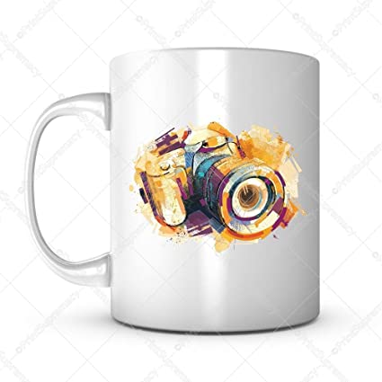 Amazon CAMERA Coffee Mug
