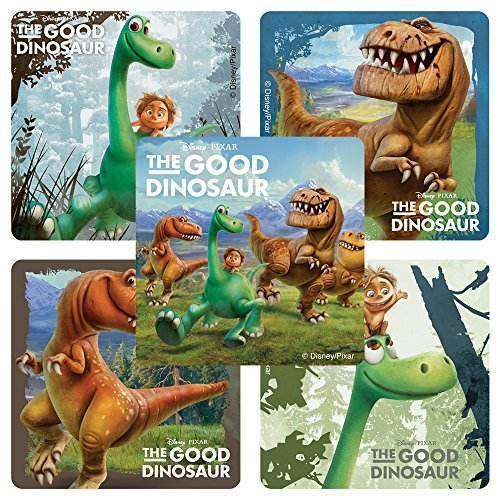 The Good Dinosaur Stickers - Prizes and Giveaways - 75 per Pack
