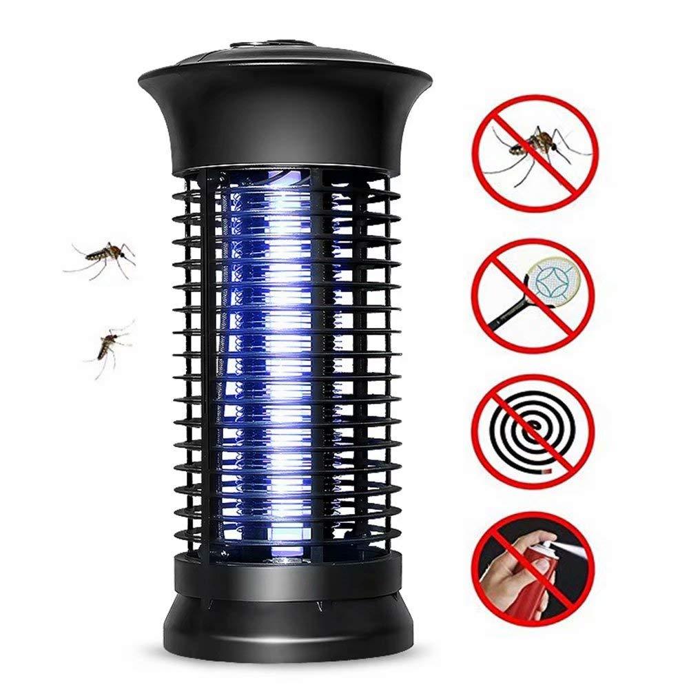 GG-home Lampada Anti-zanzara, Anti-insetticida elettronico, per Camera da Letto all'aperto al Coperto