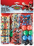 Power Rangers Dino Charge Mega Favor Pack (For 8 Guests) by Amscan
