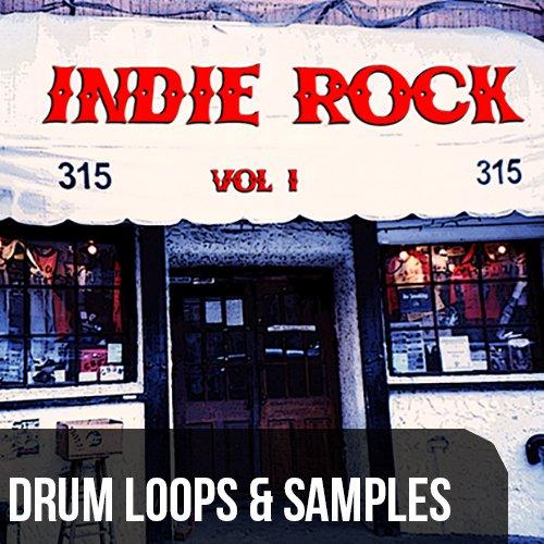Indie Rock Drums Vol 1 [Download]