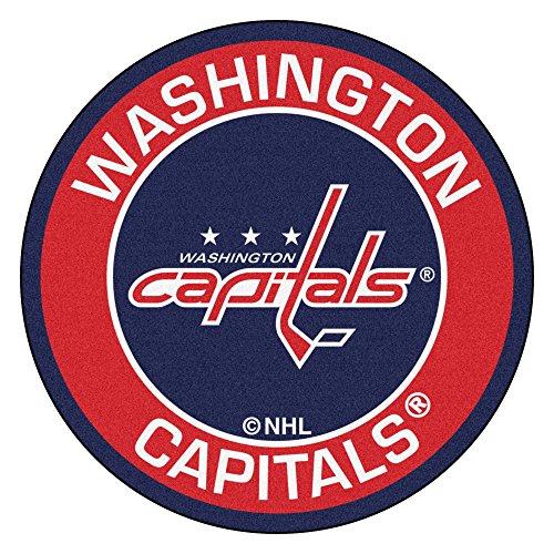 - FANMATS 18890 NHL Washington Capitals Roundel Mat