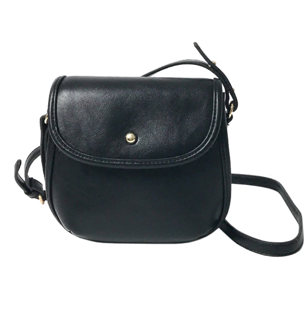 Toniker Soft Faux Leather Wristlet Crossbody Bag for Women