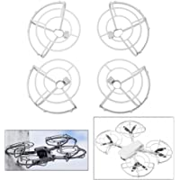 Dolloress 4pcs Drone Propeller Guard Prop Guards Quick Release Protective Holder Half Ball Cover Compatible for DJI Mavic Mini Drone Accessories Kit