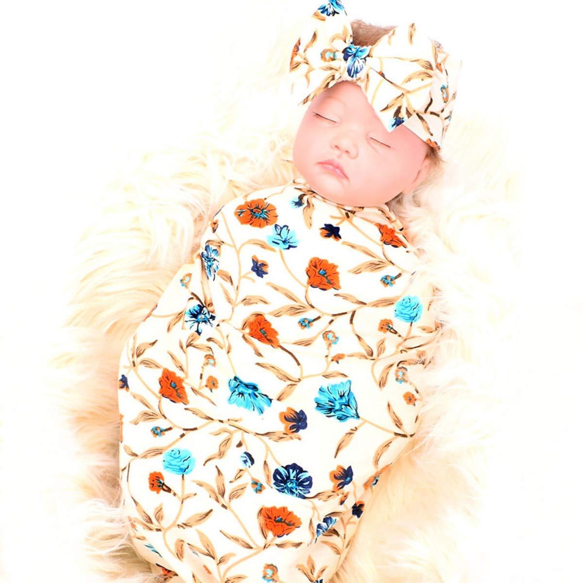 Amazon.com: Jastore - Manta para recién nacido con diseño de ...