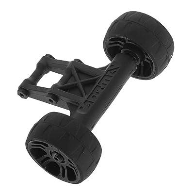 ARRMA AR320366 Wheelie Bar Set Outcast: ARAC9493,Black: Toys & Games