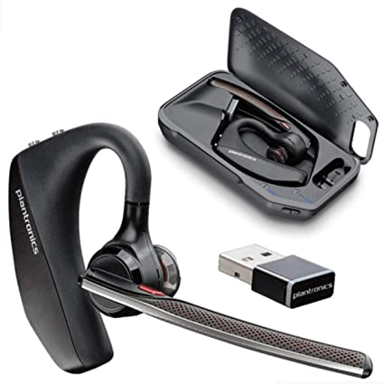 4e25c226498 Amazon.com: Plantronics VOYAGER-5200 (206110-01) Advanced NC Bluetooth  Headsets System: Electronics