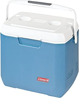 product image for Coleman 3000005350 Cooler, 28 quart, Blue/White