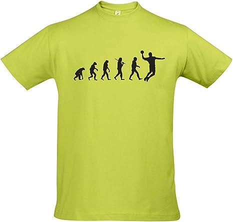 Camiseta Evolution – Balonmano Sport FUN Kult Camiseta S – XXL ...