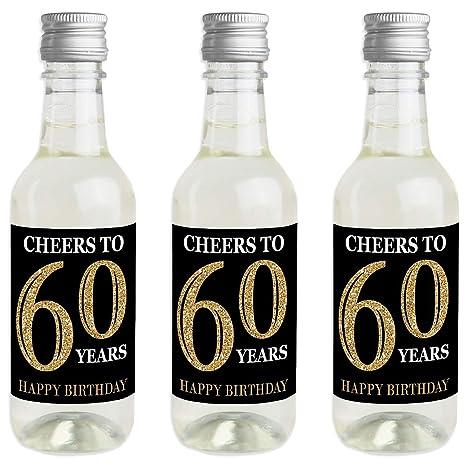 Amazon.com: Pegatinas para botellas de vino y champán para ...