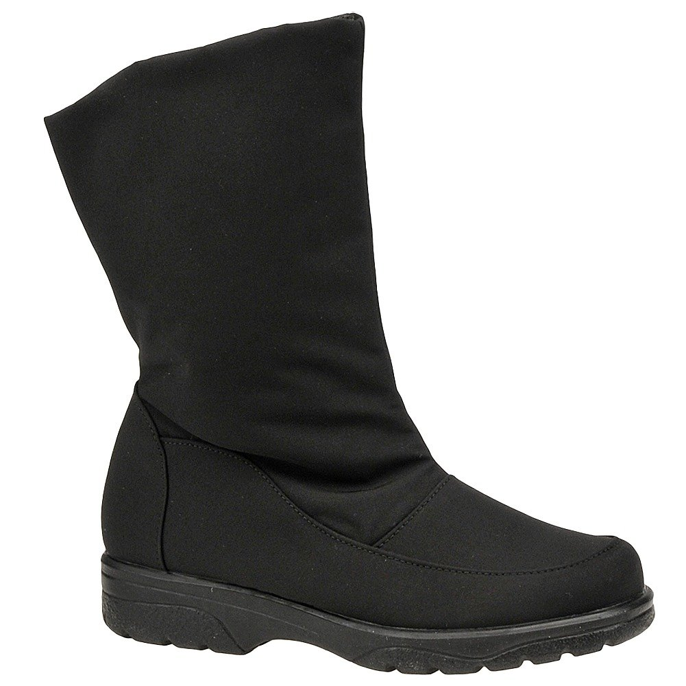 Toe Warmers Women's On-The-Go Boots Black 8 N